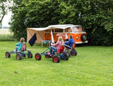 Choisir de se loger en camping durant nos séjours de vacances